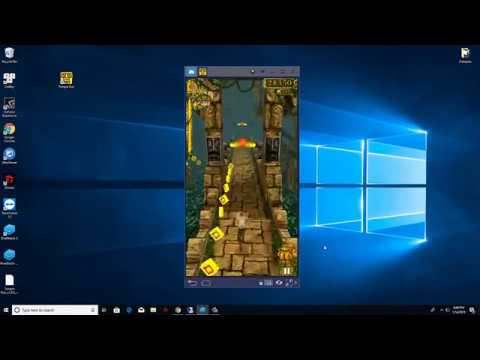 How To Download And Play Temple Run On PC (Windows 10/8/7/Mac) Computer