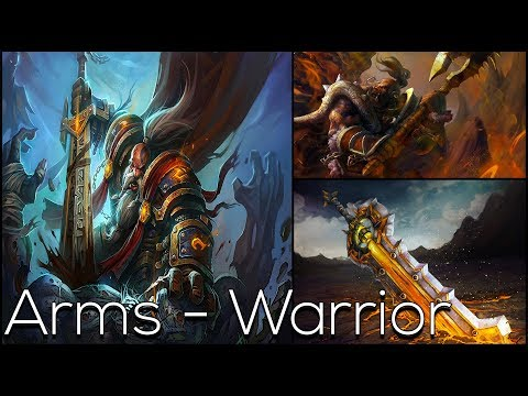 Legion - Arms Warrior - Full DPS Guide 7.3 [Basics]