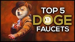 Top 5 DogeCoin Faucets
