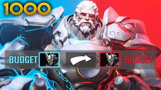 Reinhardt SWITCHES TEAM MID-GAME?! | Overwatch Daily Moments Ep.1000 (Funny and Random Moments)