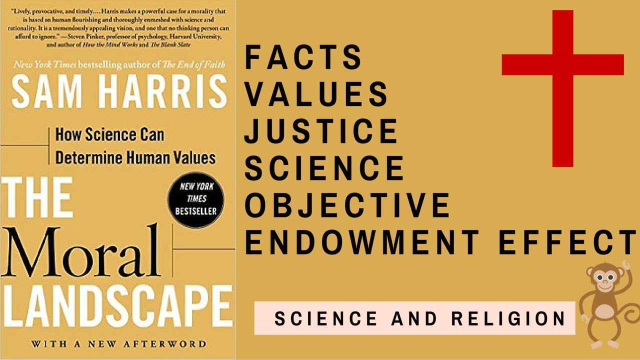 Image result for moral landscape by sam harris