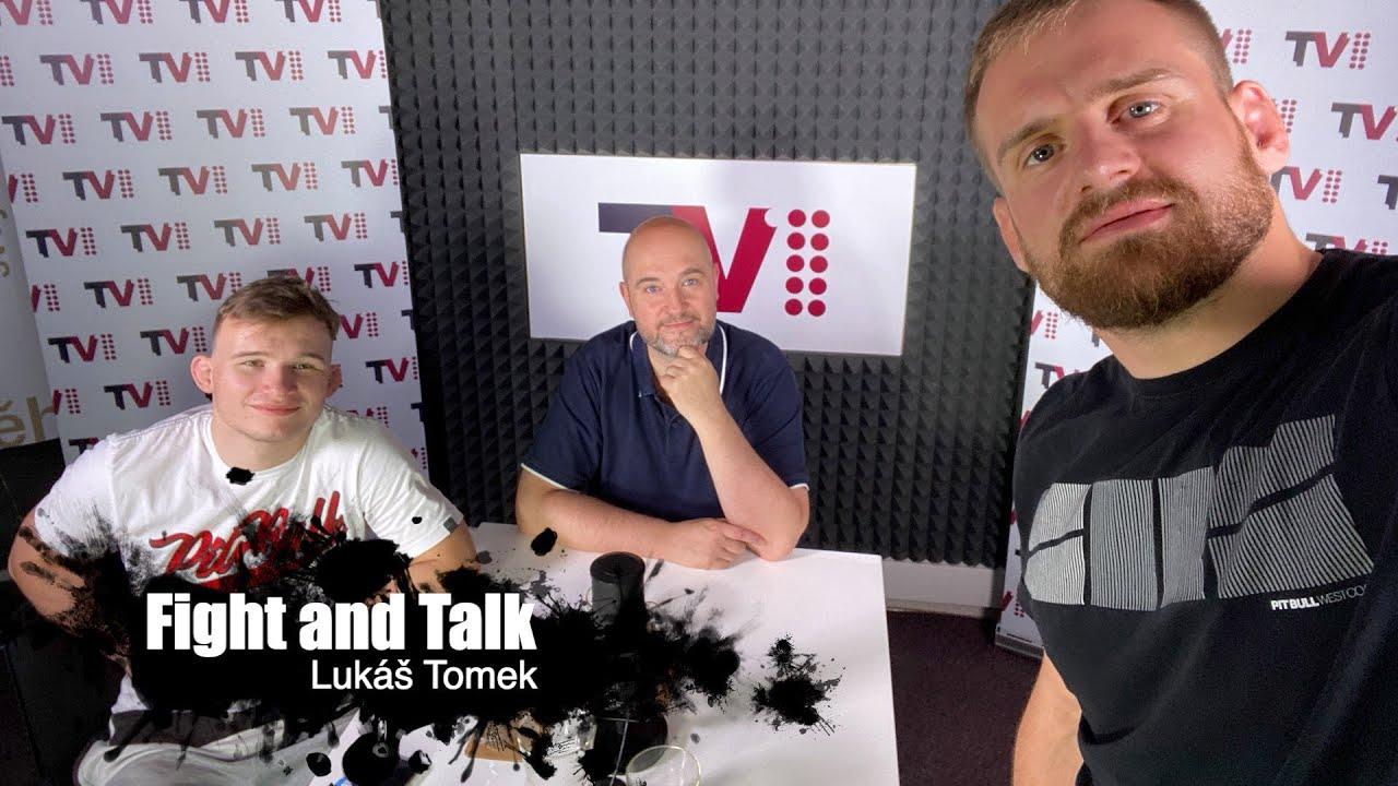 Fight and Talk #49 - Lukáš Tomek, Šéfredaktor deníku Sport