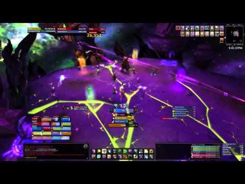 Hellfire Citadel - Mythic Archimonde - Moonkin PoV