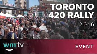 420 Toronto Rally 2016 in Canada