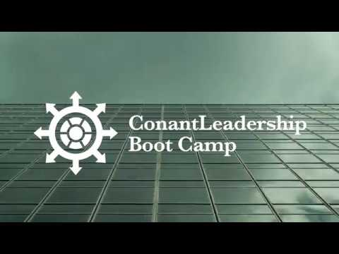 Leadership Boot Camp with Douglas Conant