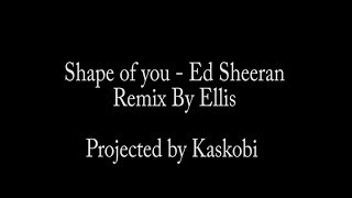 Shape of you remix lauchpad cover (Kaskobi)