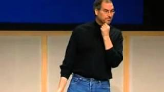 Steve Jobs introduces Original iPod Apple Special Event (2001) | History of apple