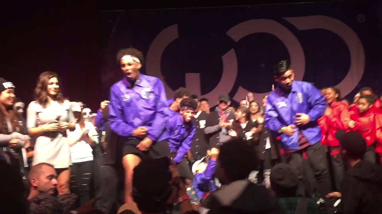 World of Dance Chicago Result - 2nd Place for The Future Kingz