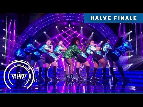 Avanaysa - End of Time | The Talent Project 2018 | Halve Finale