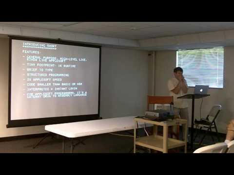 KansasFest 2012 — Martin Haye — Code Dangerously With Naked-Dev