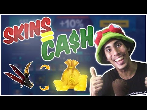 HOW TO GET INSTANT CASH FROM YOUR SKINS! [skins.cash]