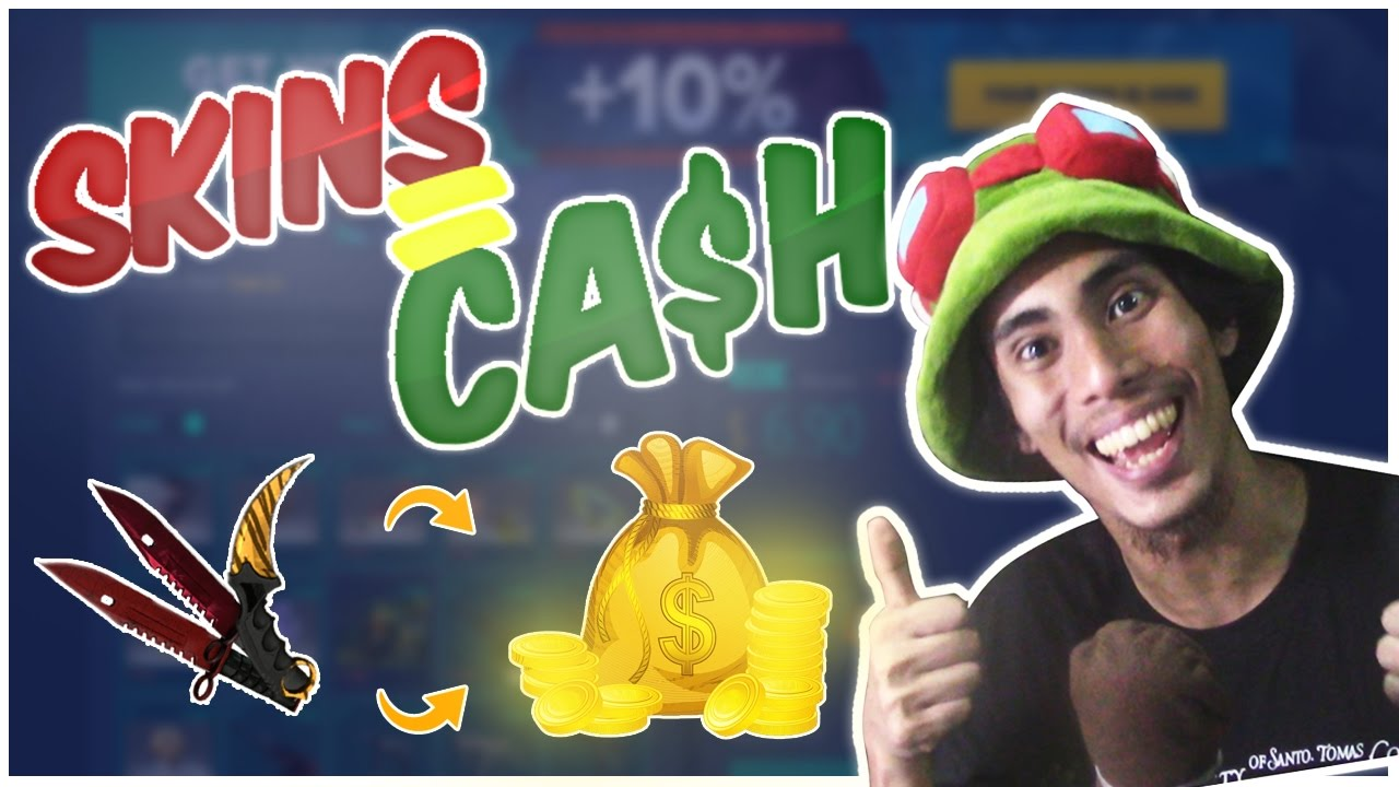 HOW TO GET INSTANT CASH FROM YOUR SKINS! [skins.cash ...