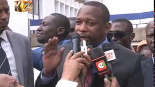 Sonko avunjilia mbali bodi ya kampuni ya maji na maji taka Nairobi