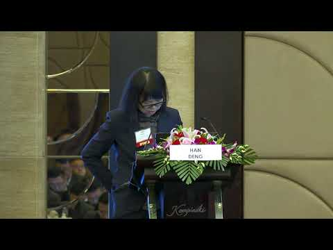 2019 International Shipping Forum - China - Chinese Shipyards & International Shipowners
