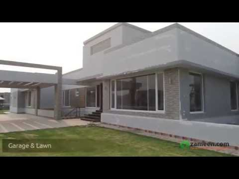 4.3 KANAL ELEGANT BUNGALOW IN DIVINE GARDEN LAHORE EXCLUSIVELY FOR HOME LOVERS ON SALE