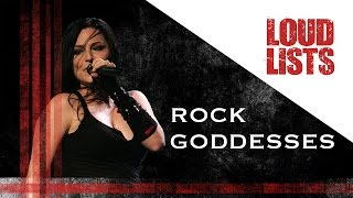 20 Supreme Rock Goddesses