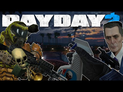 Payday 2 Postal Dude Character Pack Trailer Fan Made Youtube