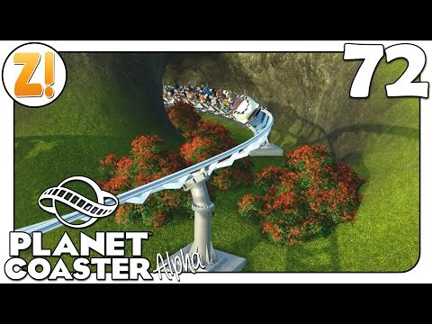 Planet Coaster [Alpha]: Endlich Tunnel #72 | Let's Play ★ [GERMAN/DEUTSCH]