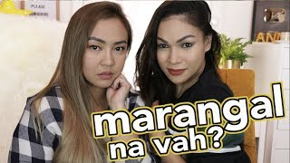 BUNUTAN MAKEUP CHALLENGE WITH MICHELLE FOX!