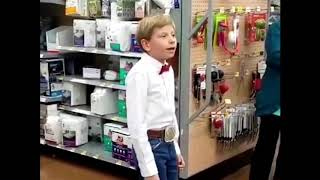 Yodeling Walmart kid EDM FULL REMIX (OFFICIAL SONG)
