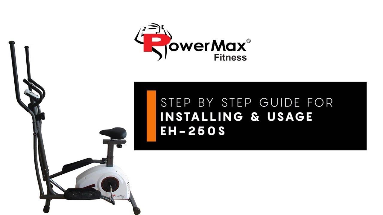 Installation \u0026 Usage of EH-250S