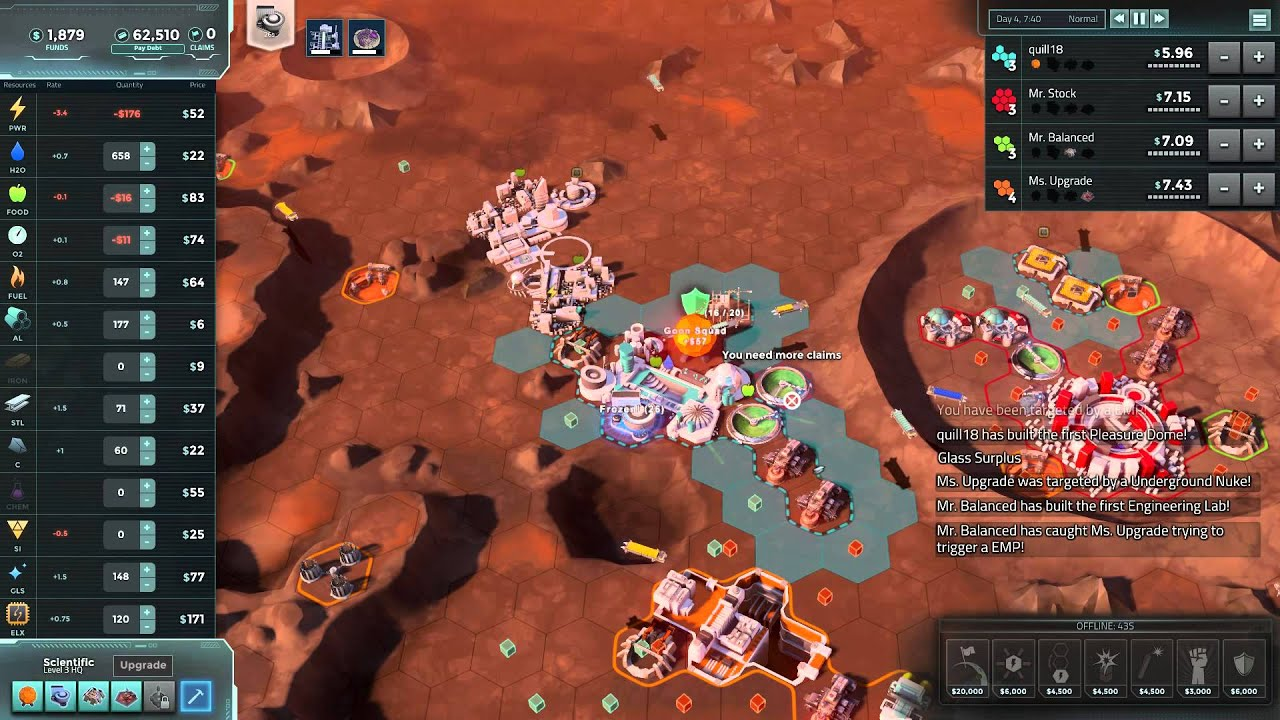 how to download offworld trading company