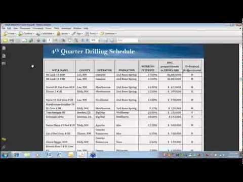 Cross Border Resources (OTCQX: XBOR) RedChip Small-Cap Virtual Conference Presentation