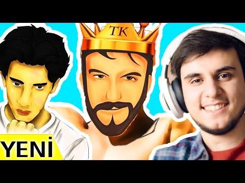 Türkiyenin En Çok Abonesi Olan 10 Minecraft Youtube Kanalı (2016)