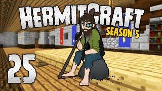 HermitCraft 5 - #25 | AND SO IT BEGINS! 💣 [Minecraft 1.12]