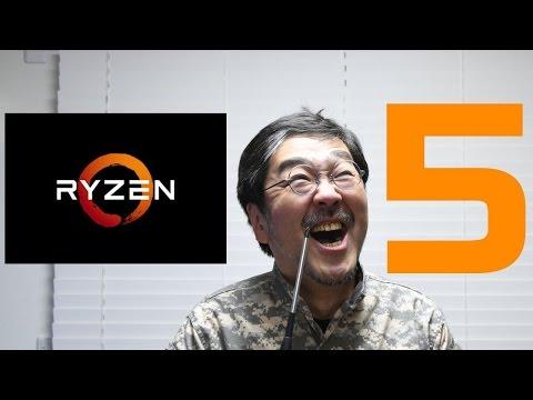 「Ryzen 5対Core i5対改造バカ対KTU!生検証1本勝負」本ナマ!改造バカ 第30回