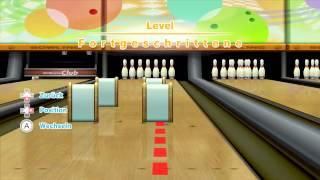 Wii Sports Club : Part (005) Bowling