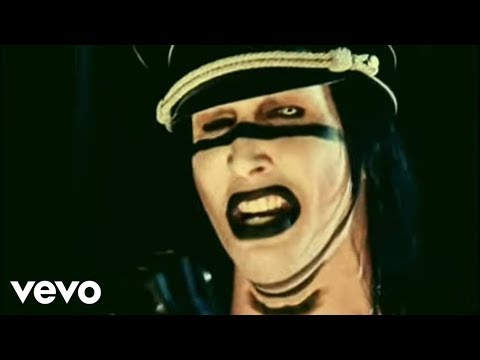 Marilyn Manson - The Fight Song (Official Music Video)