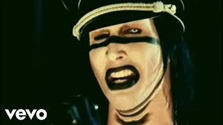 Смотреть клип Marilyn Manson - The Fight Song