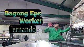 OVERTIME! Basalan si NandoBagong Eps worker