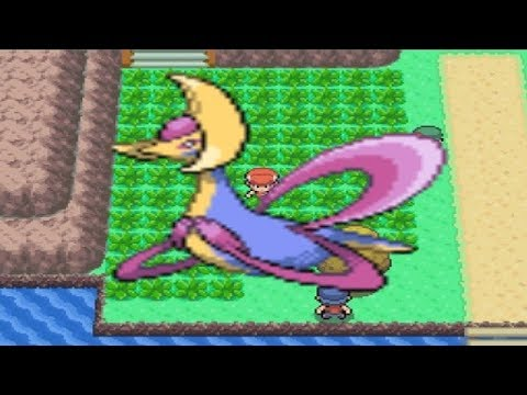 How to find Cresselia in Pokemon Diamond and Pearl
