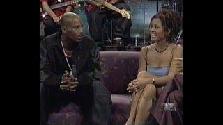 DMX interview (2000) BET Live