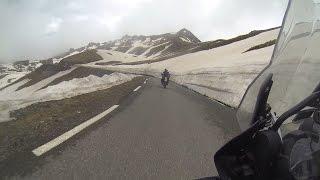 Col de la Bonette (2715m) Passabfahrt - Frankreich 2016
