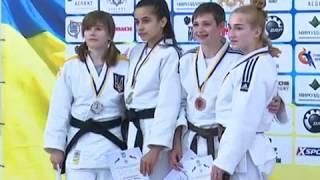 Чемпионат Украины по дзюдо среди молодежи в Днепре-2017. sport judo