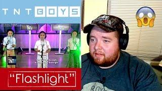 "TNT Boys | ""Flashlight"" TNTV | Jerod M Reaction"