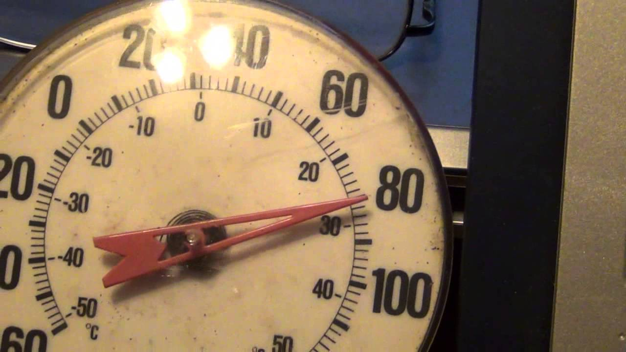 How To Calibrate A Patio Thermometer