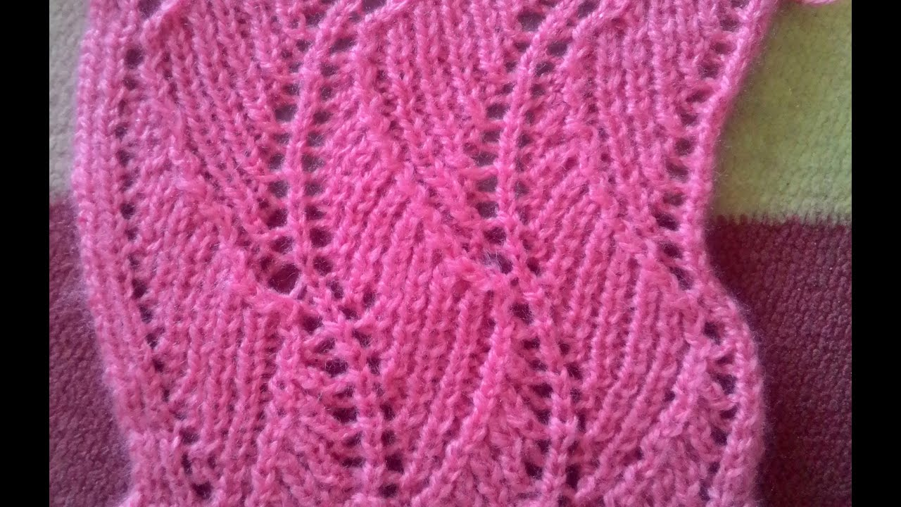 Cardigan Kurti Sweater Design No 55 In Hindi Knitting