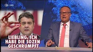 Heute Show 15/04/16: Die SPD und die Dauerkrise