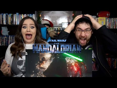The Mandalorian 2x8 THE RESCUE - Chapter 16 FINALE Reaction / Review