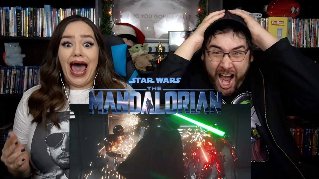 The Mandalorian 2×8 THE RESCUE – Chapter 16 FINALE Reaction / Review