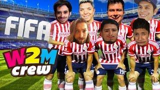 El peor FIFA del mundo III - Con el W2M crew