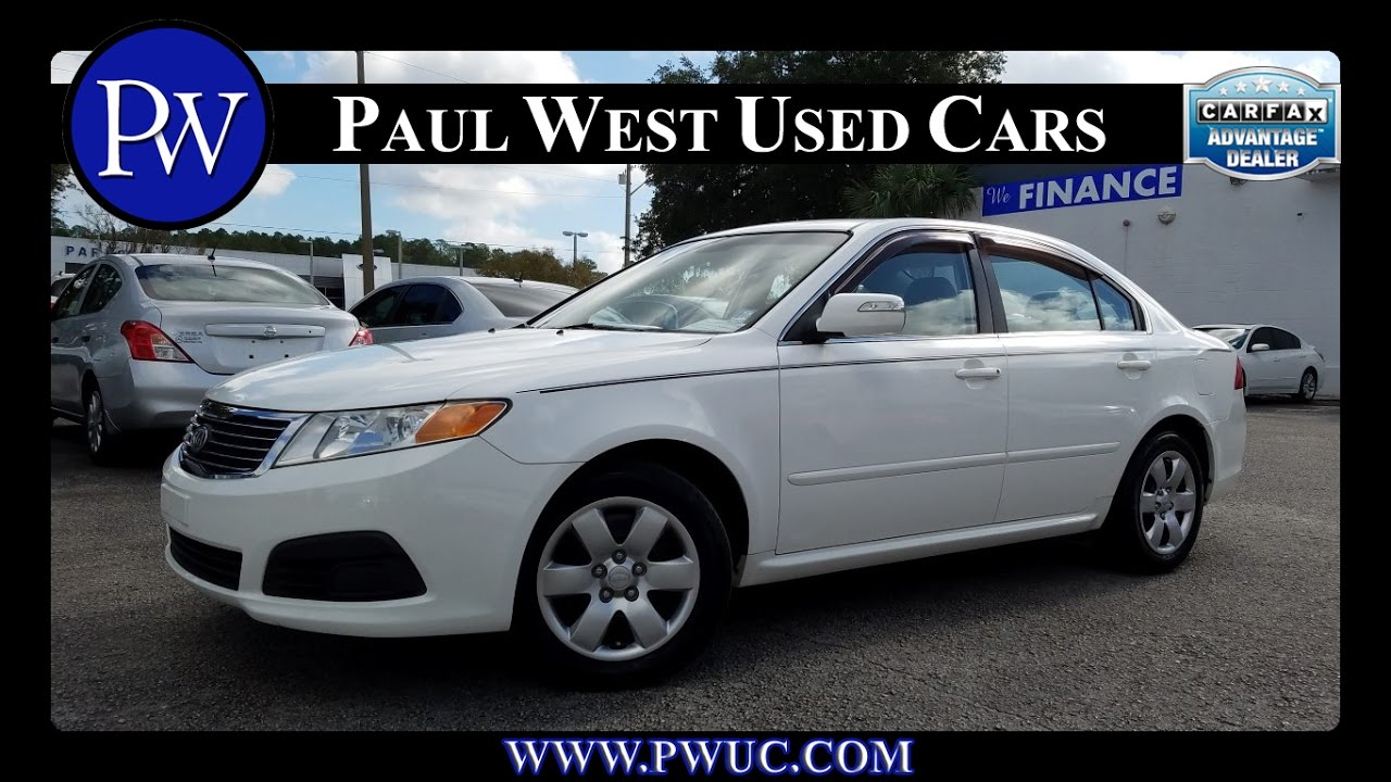 Used Cars Gainesville Fl >> 2010 Kia Optima LX For Sale Gainesville FL - YouTube