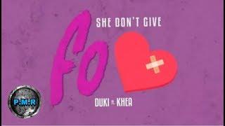 Instrumental - Duki - She Don't Give a FO (ft. Khea) - Dj Pablo - ( Mi Version )