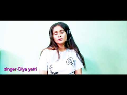 Din dhaleyo adheri ratma/दिन ढल्यो अँधेरी रातमा Diya yatri cover song