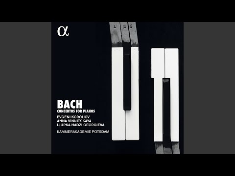 Concerto for Three Keyboards in D Minor, BWV 1063: III. Allegro mp3