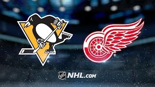Red Wings power past Pens with three-goal 3rd period